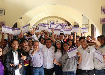 Apertura para las mujeres y los jóvenes por igualdad de género, Partido Podemos Mover a Chiapas